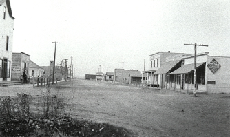 Second Avenue - 1910